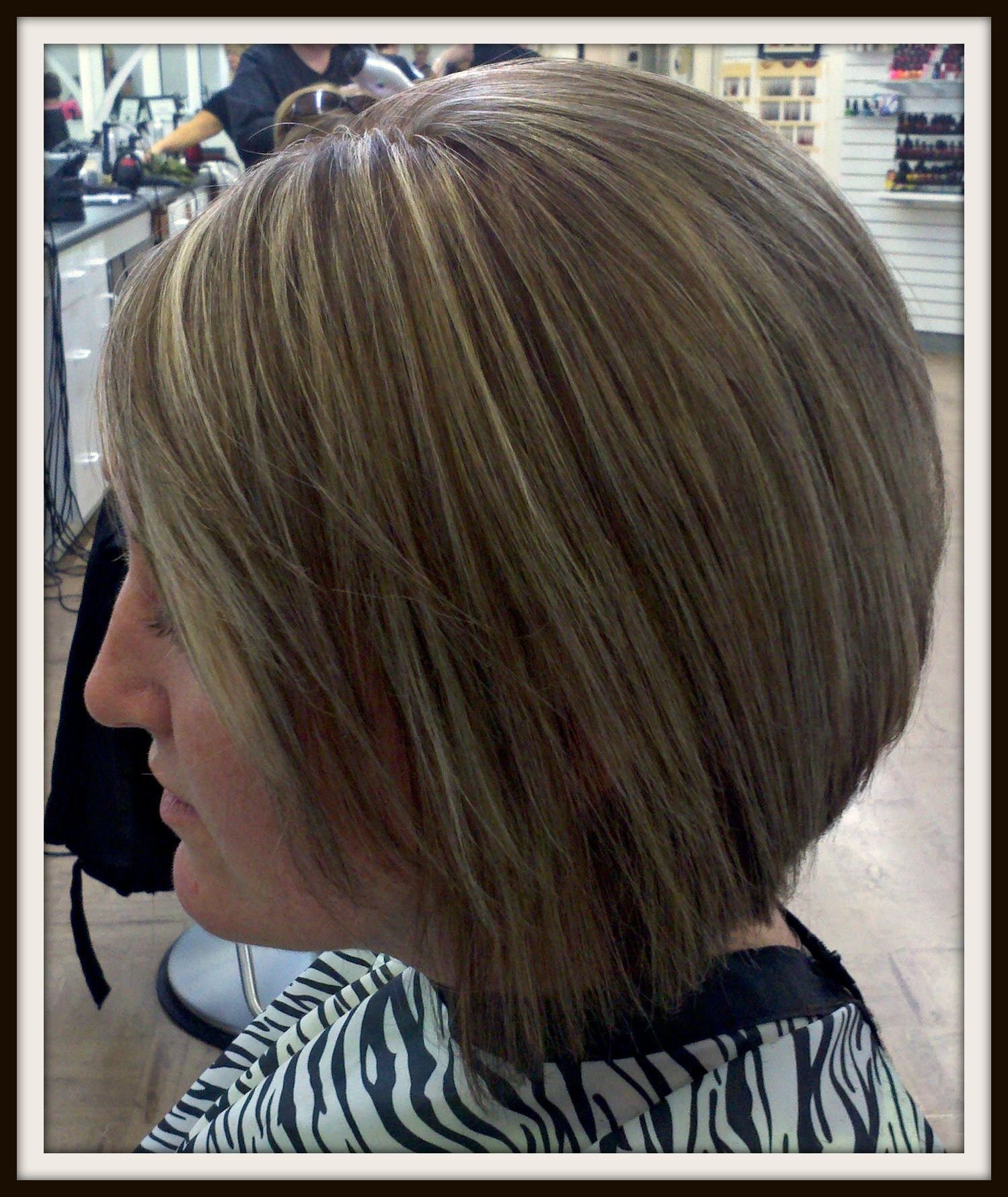 Dark Ash Blonde With Highlights The New You Salon Creations