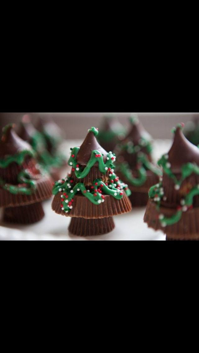 Cute little Christmas treats!