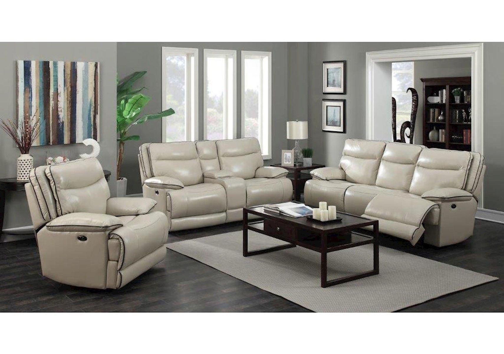 Lacks | Owen 2 Pc Reclining Living Room Set Part 60