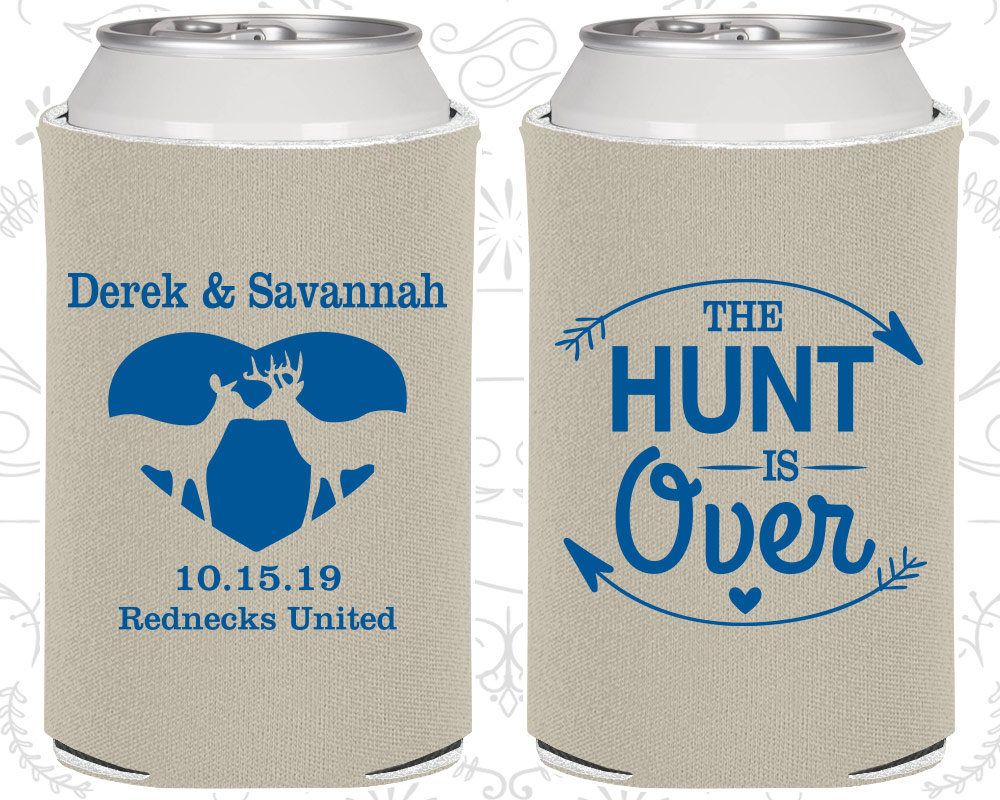 The Hunt is Over Wedding Gift, Wedding Gift Ideas, Deer Antler ...