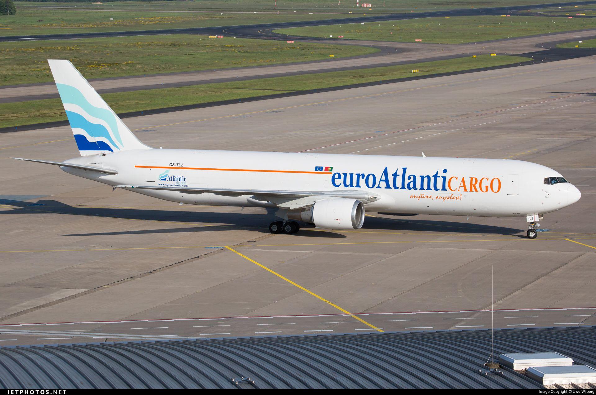 Photo of CS-TLZ - Boeing 767-375(ER)(BDSF) - EuroAtlantic