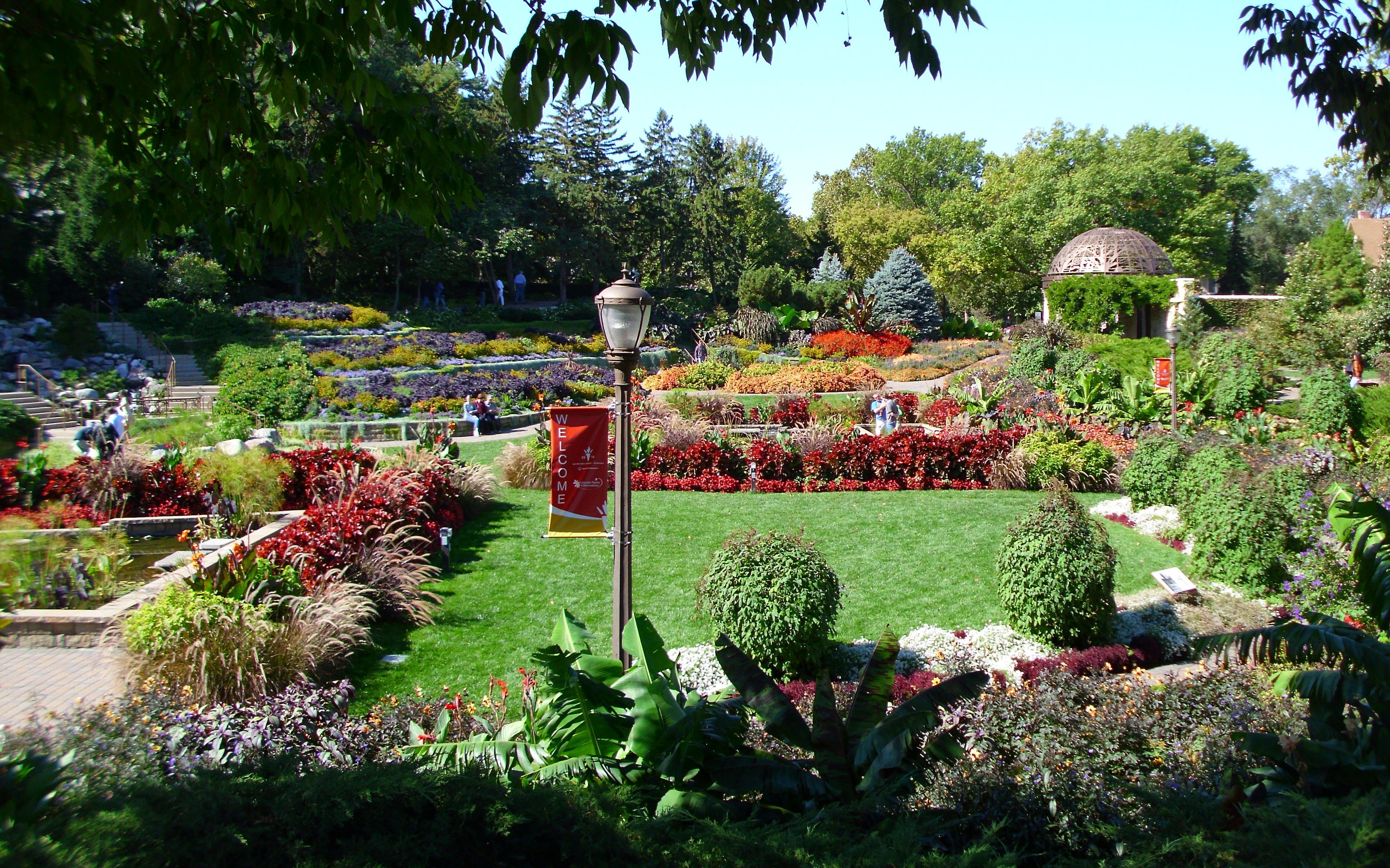 Sunken Gardens   Lincoln, NE I Used To Live Within Walking Distance,  Sometimes I Miss It. I LOVE Lincoln!