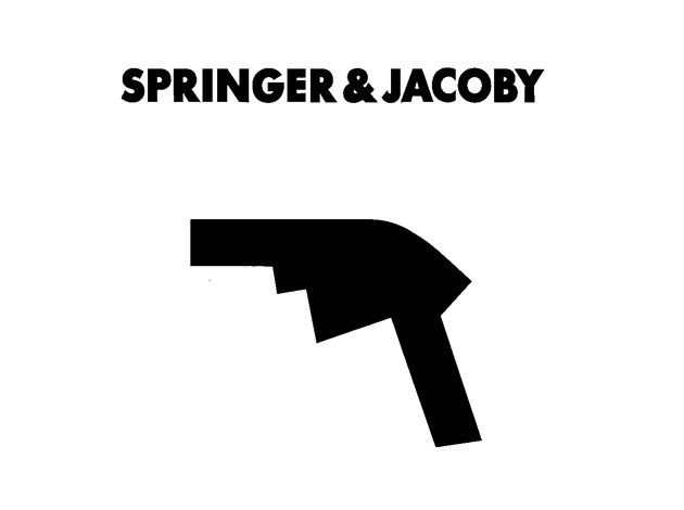 Springer Jacoby Google Search Lettering Ads Logos