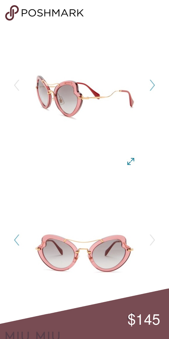 262b5aa2a32a New Miu Miu Sunglasses Brand new! 100% Authentic. Miu Miu Accessories  Sunglasses