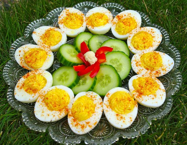 Devilled eggs are a wonderful addition to a buffet table for Table 52 deviled eggs recipe