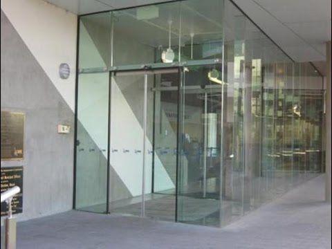 Frameless Glass Door Frameless Glass Door Access Control