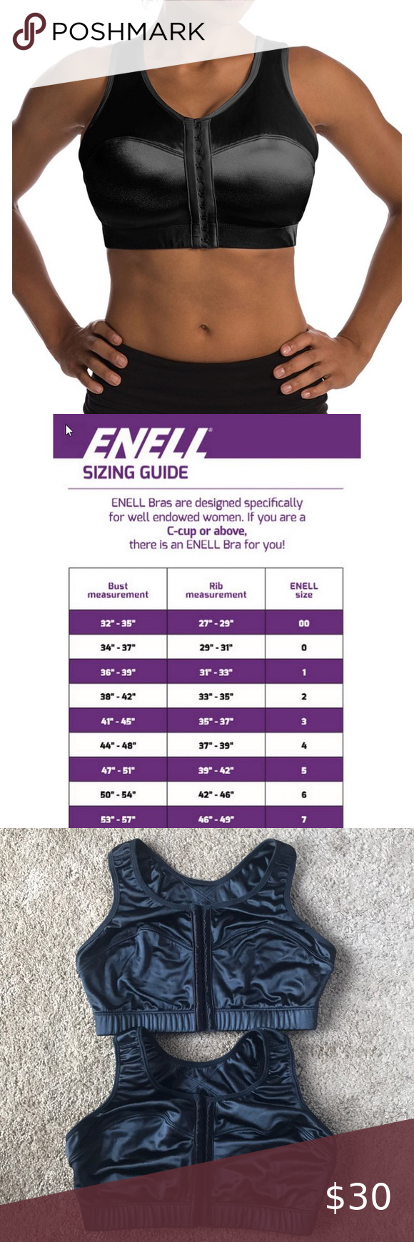 ENELL high impact sports bra in 2020 High impact sports