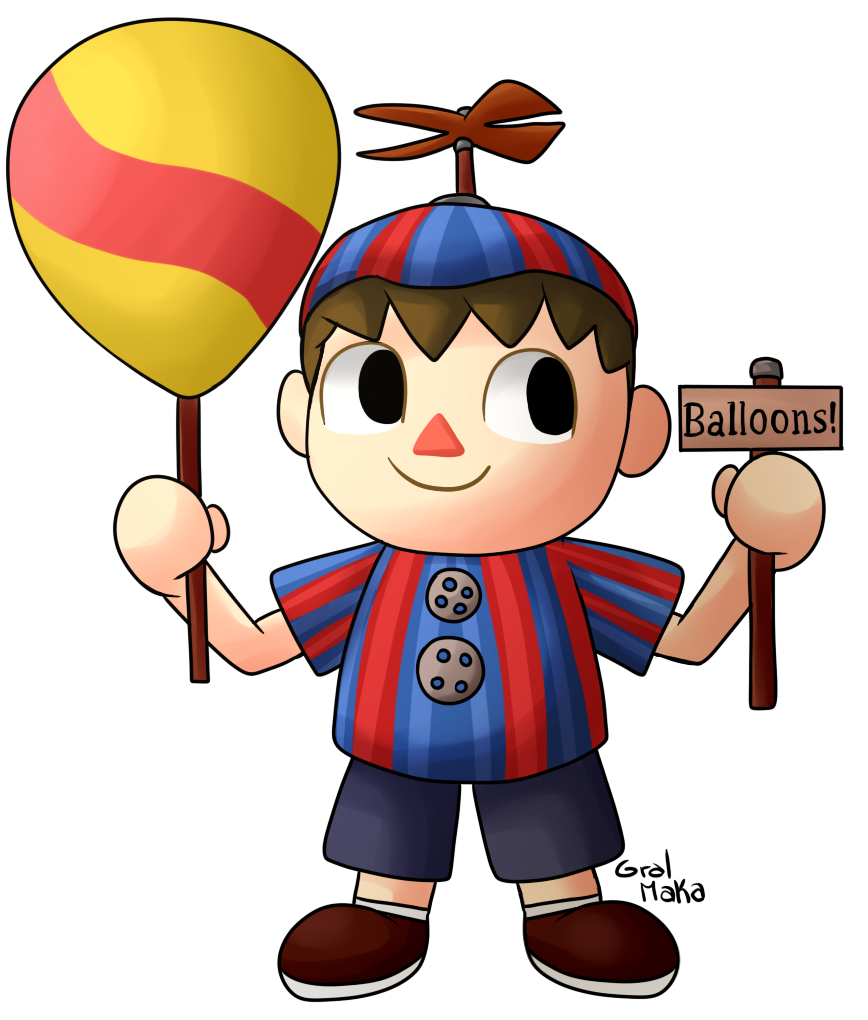 Balloon Boy- Five Nights at Freddy's 2   Animal Crossing pics   Five