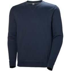 Photo of Helly Hansen Men's Crew Sweatshirt Navy Xxl