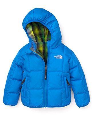 12942eaee NorthFace reversible down jacket