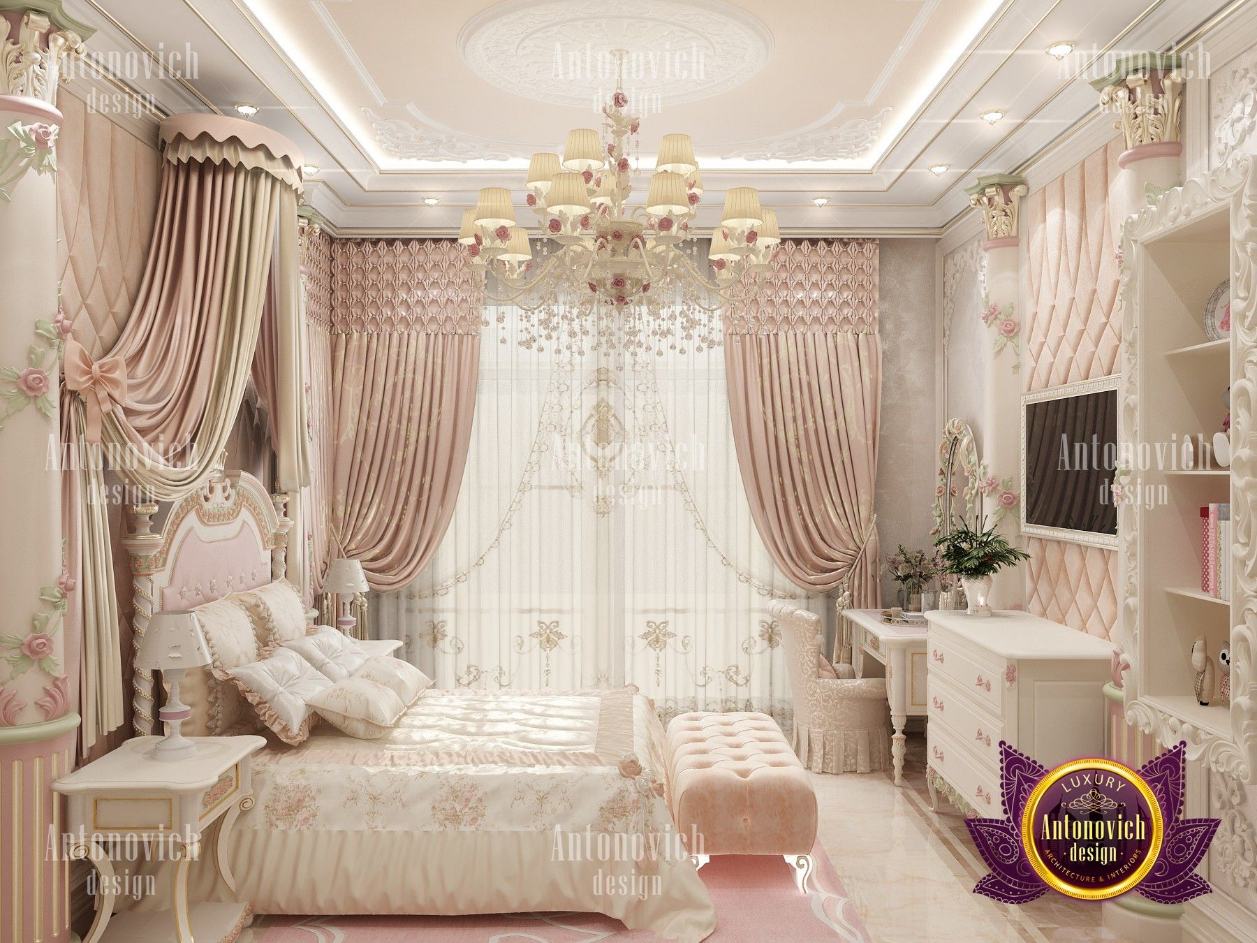 Girly Home Decor Dubai Favorite Concept Design Of All Time Superiority And High Grade Contact Us Luxurious Bedrooms Room Inspiration Bedroom Home Decor Luxury teenage girls bedroom