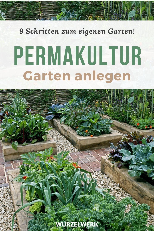 Mehr Permakultur für deinen Garten! 9 konkrete Ideen & Methoden – Wurzelwerk