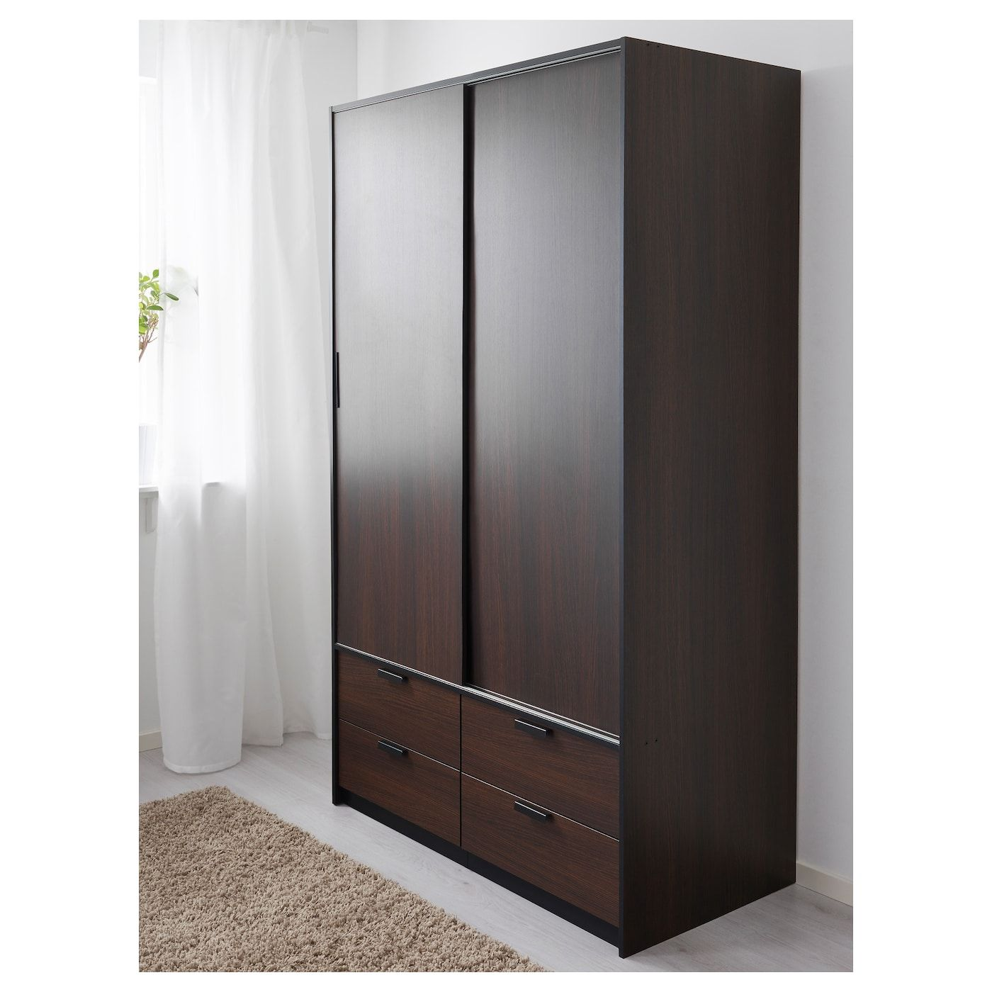 Us Furniture And Home Furnishings Wardrobe Drawers Ikea