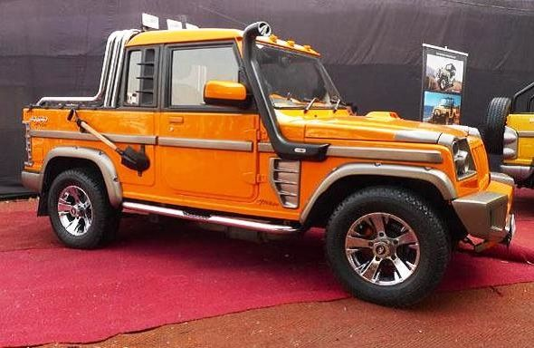 Stunning Modified Mahindra Vehicles For You Mahindra Jeep