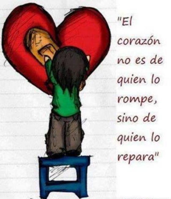 Corazon Enamorado Nostalgia Pinterest Amor Frases De Amor Y