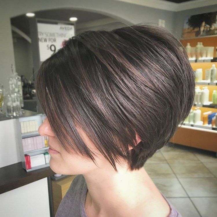 60 Classy Short Haircuts And Hairstyles For Thick Hair Thick Hair Styles Short Straight Hair Haircut For Thick Hair