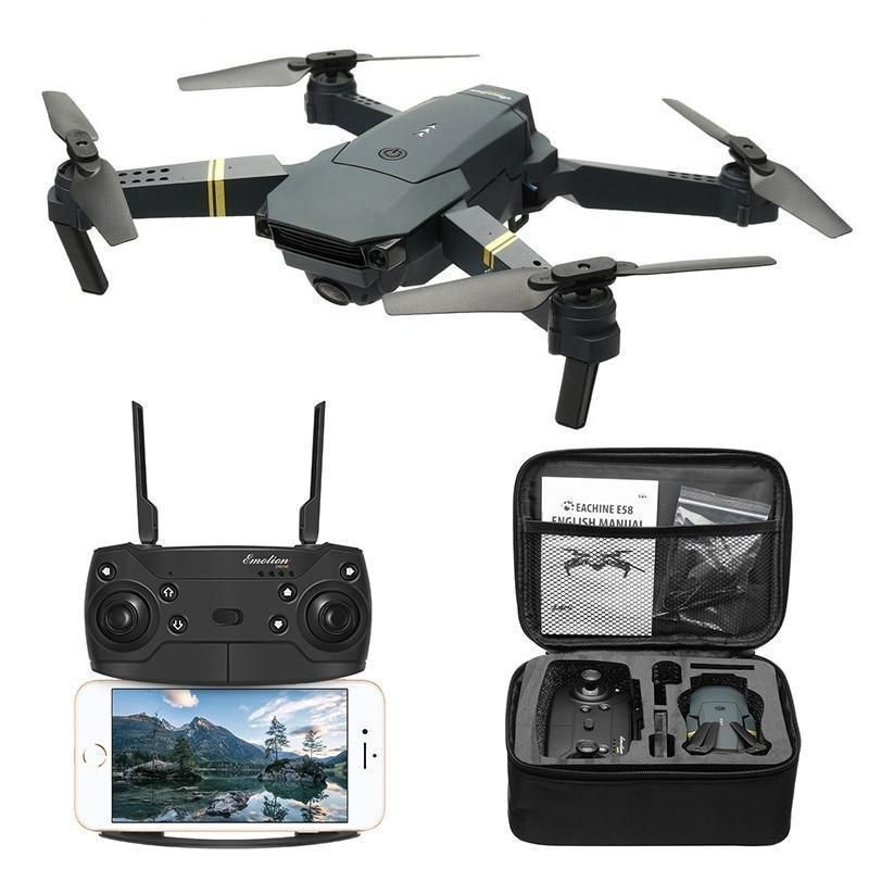 Review Drone X Pro