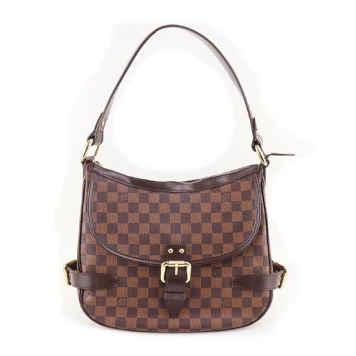 AUTH Louis Vuitton Vintage Damier Ebene Canvas Highbury Shoulder Bag Handbag https://t.co/fXE8Ke5fXn https://t.co/7JFDii0tZY