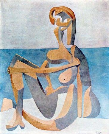 La Baigneuse Picasso