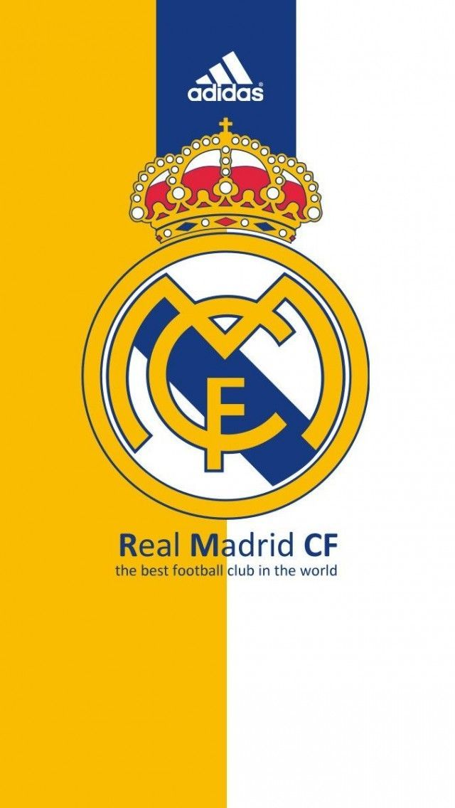 Real Madrid Metal Logo Hd Desktop Wallpaper Mobile Football Fans