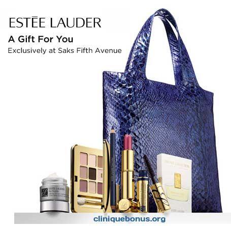Estee Lauder Gift with Purchase (GWP)   Clinique Bonus Time
