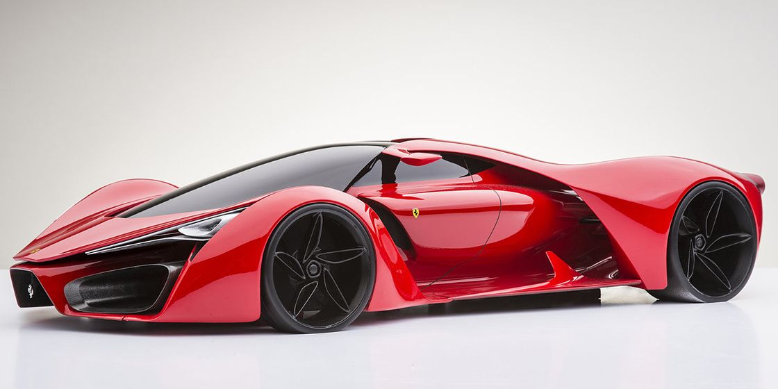 ferrari f80 lhypercar de 2020 - Ferrari Enzo 2020