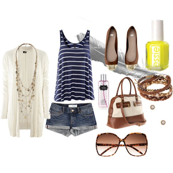 My BF says Summer Outfit by kmarti68 on Polyvore