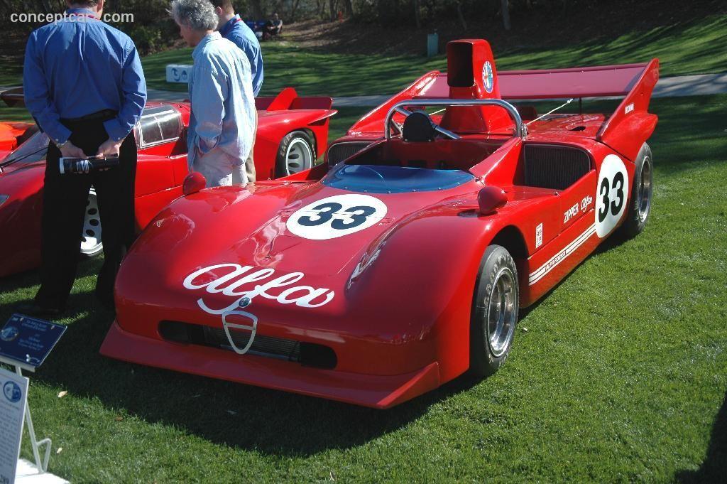 Alfa Romeo Tipo 33/4