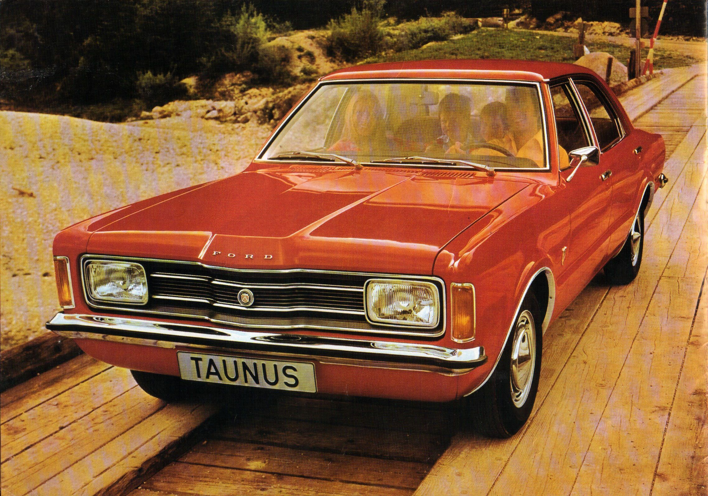 Ford Taunus 1974 Classic Cars Ford Car Ford