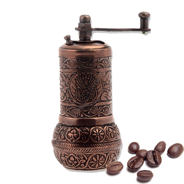 Turkish Handmade Coffee Pepper Grinder Spice Grinder
