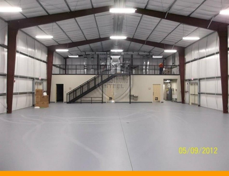 How To Create Your Own Garage Workshop Steel Building Homes