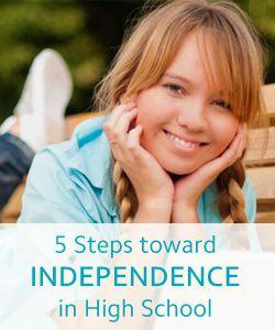 Teenage independence essay