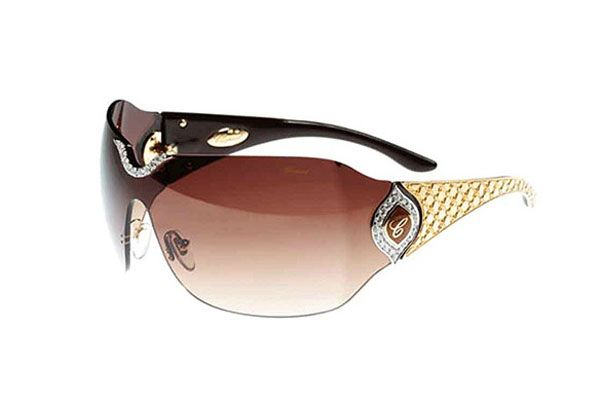 1ffa77cf93 World's Most Expensive Sunglasses by Chopard Worth $400,000 ...Are they  polarized ?