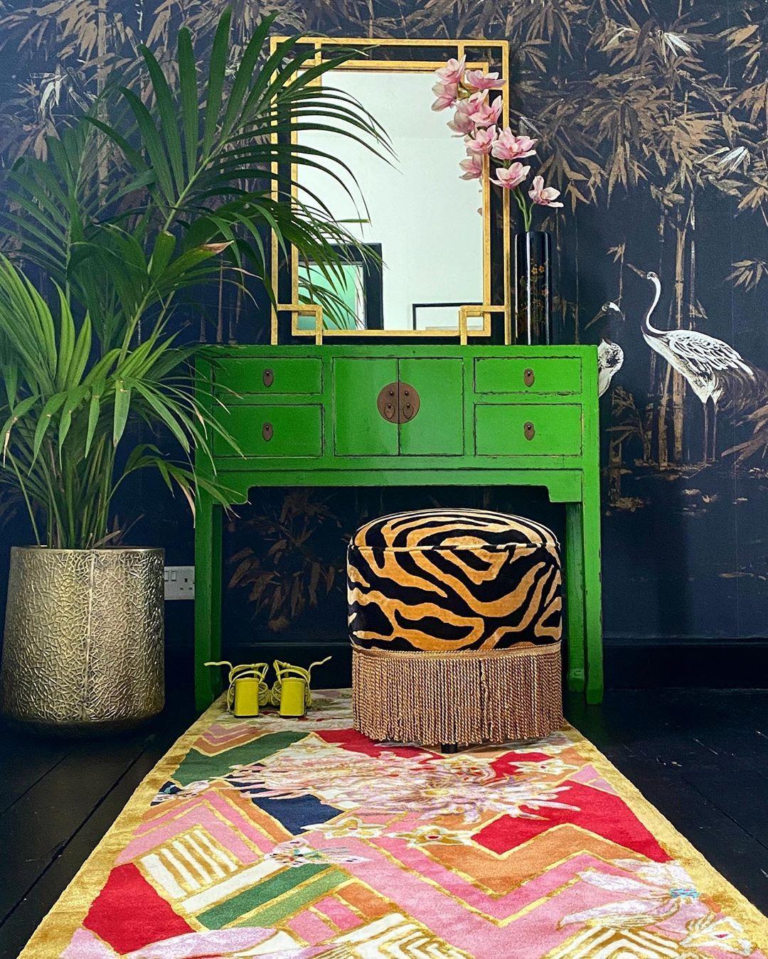 Shanghai Blossom Wendy Morrison Design In 2020 Colorful Decor Chinoiserie Wallpaper Dream Decor