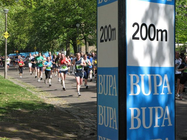 Bupa Marathon Edinburgh 2007 Compare The Market Health Insurance Uk Comparison