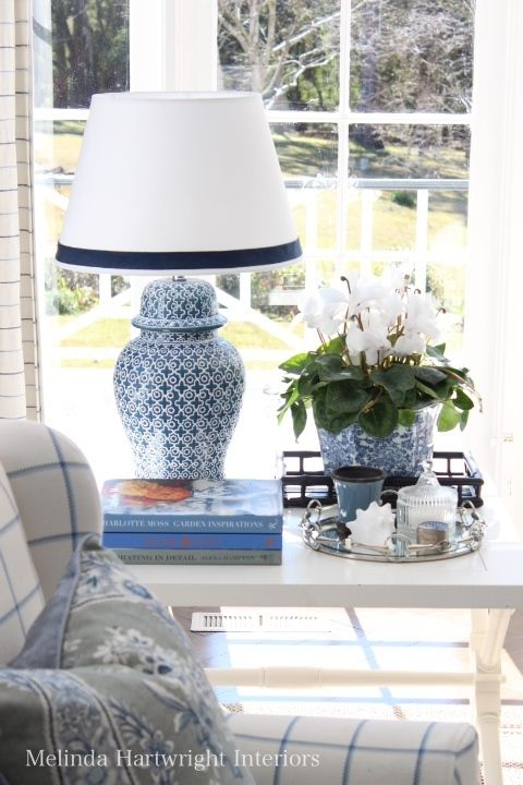 10+ Most Popular White Table Lamps For Living Room
