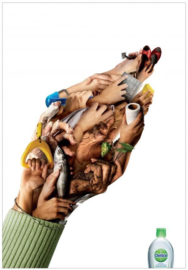 Dettol Instant Hand Sanitizer Woman Dettol Instant Hand