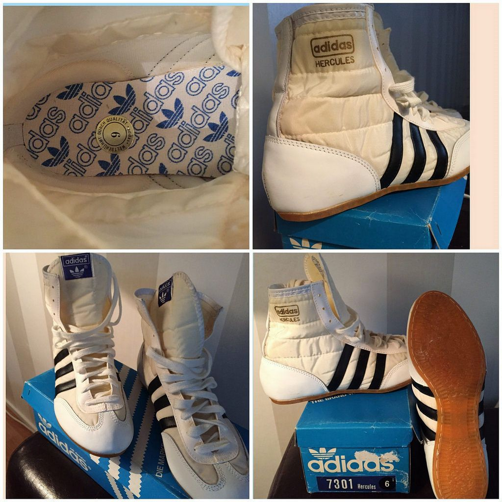 Details about ADIDAS HERCULES MEN'S GYM SHOESSNEAKERS