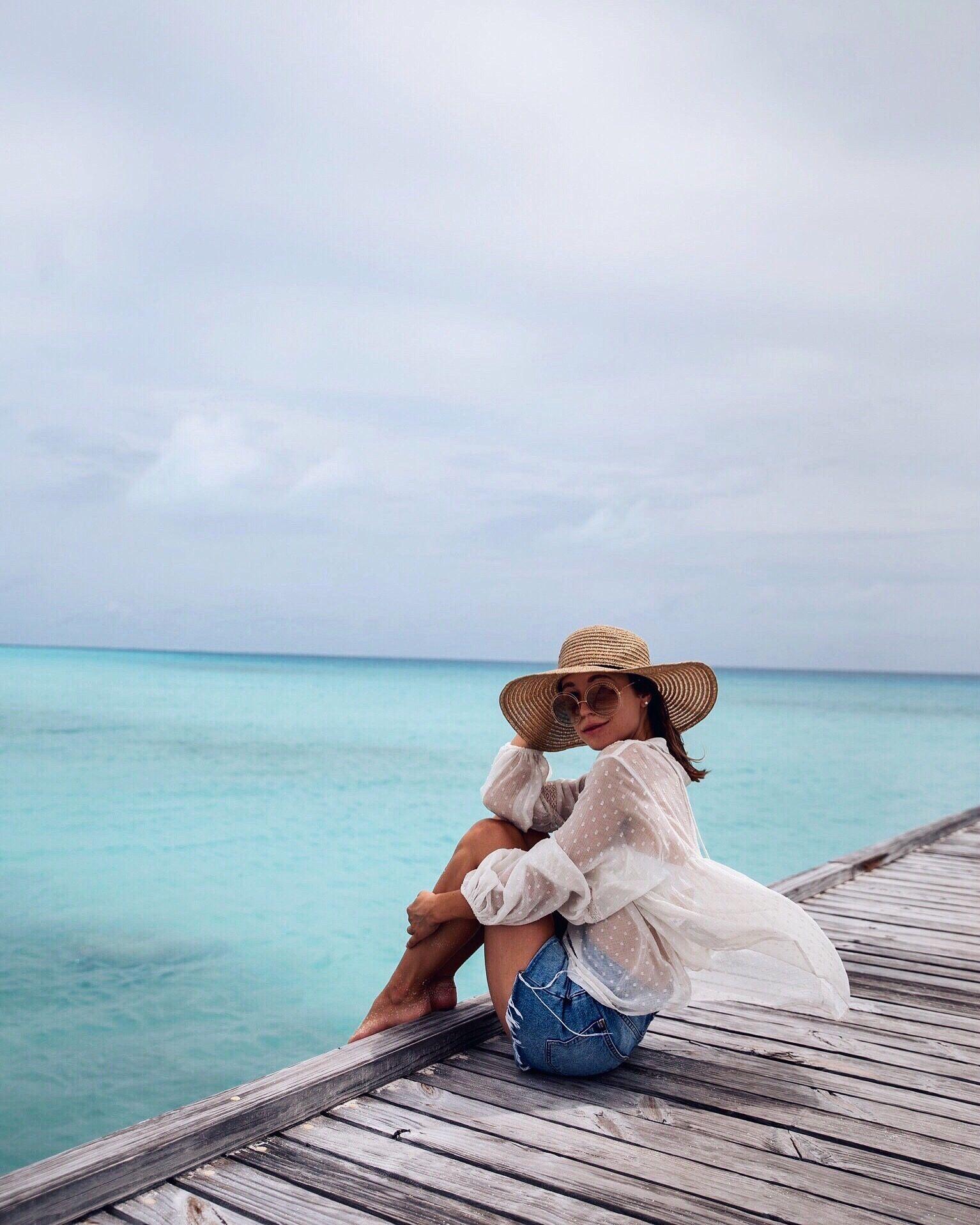 Shop my Look: Meine Looks von den Malediven direkt zum Nachshoppen