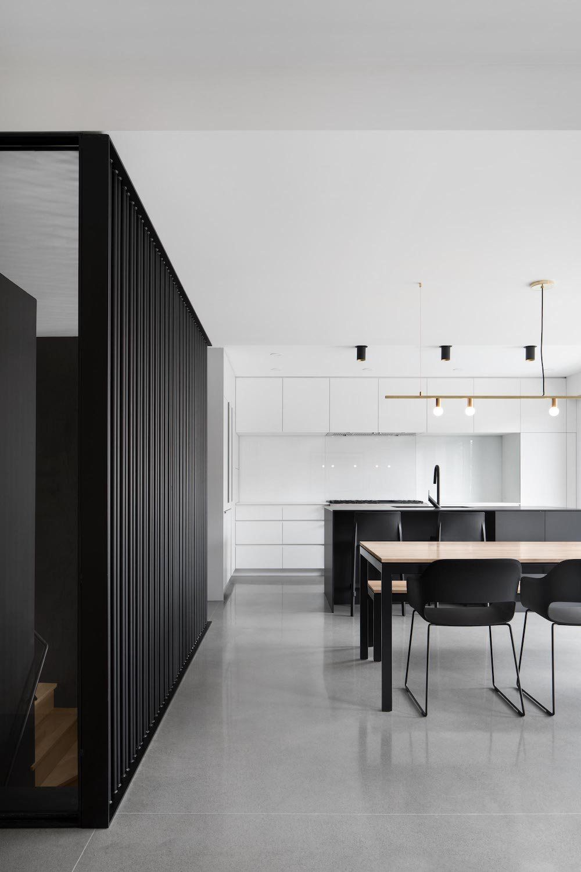 Ultra Modern Bessborough Residence Minimalist Interior Design