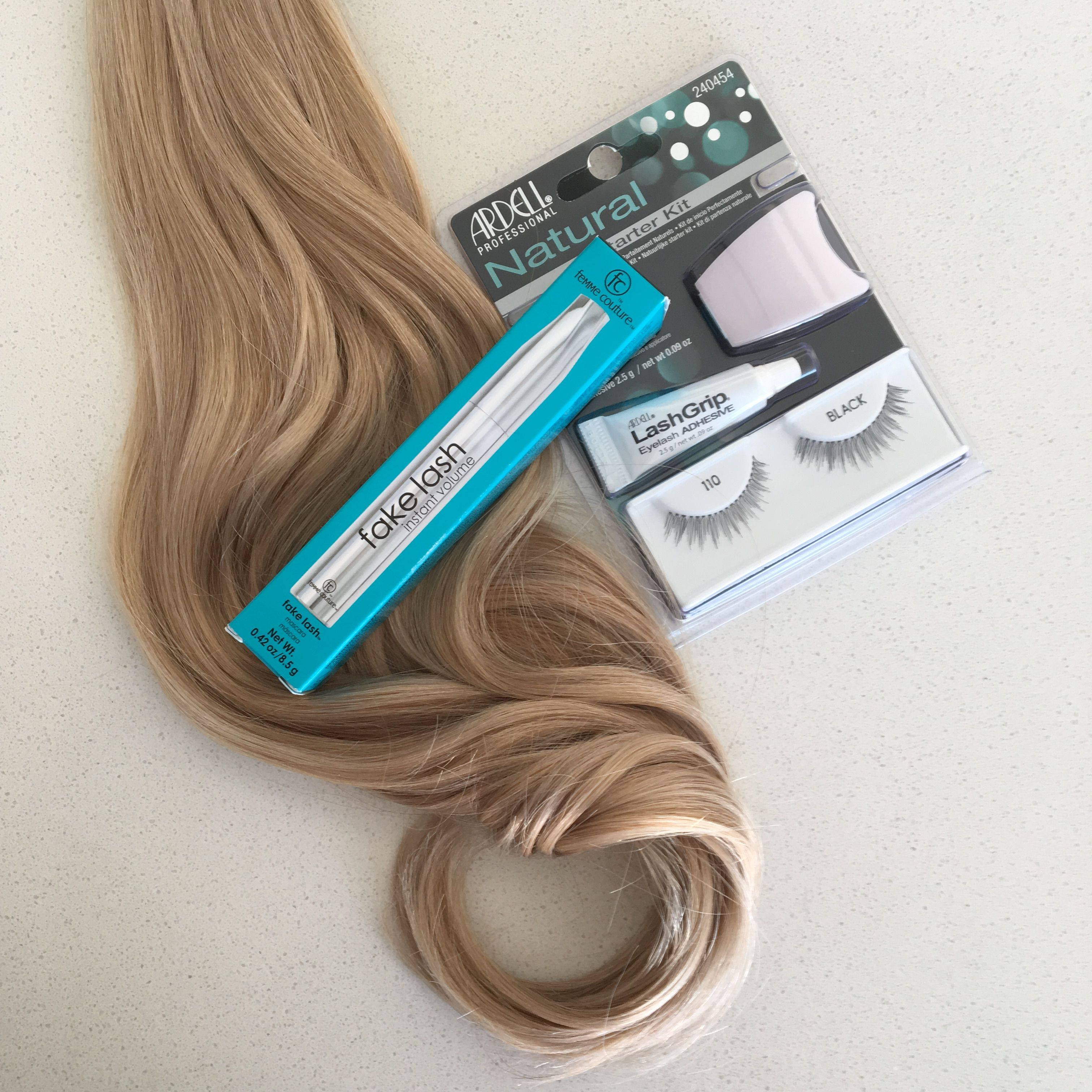f2c0a8a1bac The perfect #weekend essentials—100% Remy Human Hair + false lashes ...