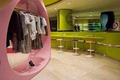 BAIRES Deco Design ... Diseño de Interiores, Arquitectura y Decoración en un solo Sitio!: Bosco pi - Local de Interior moderno y colorido di...