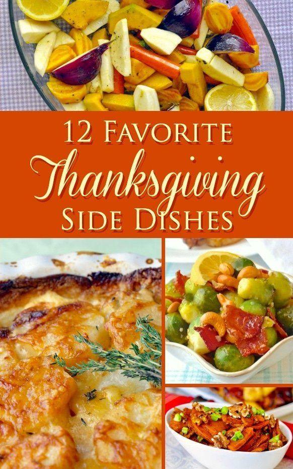 Christmas Side Dishes Pinterest.Favorite Thanksgiving Side Dishes Recipe Veggie Vegan