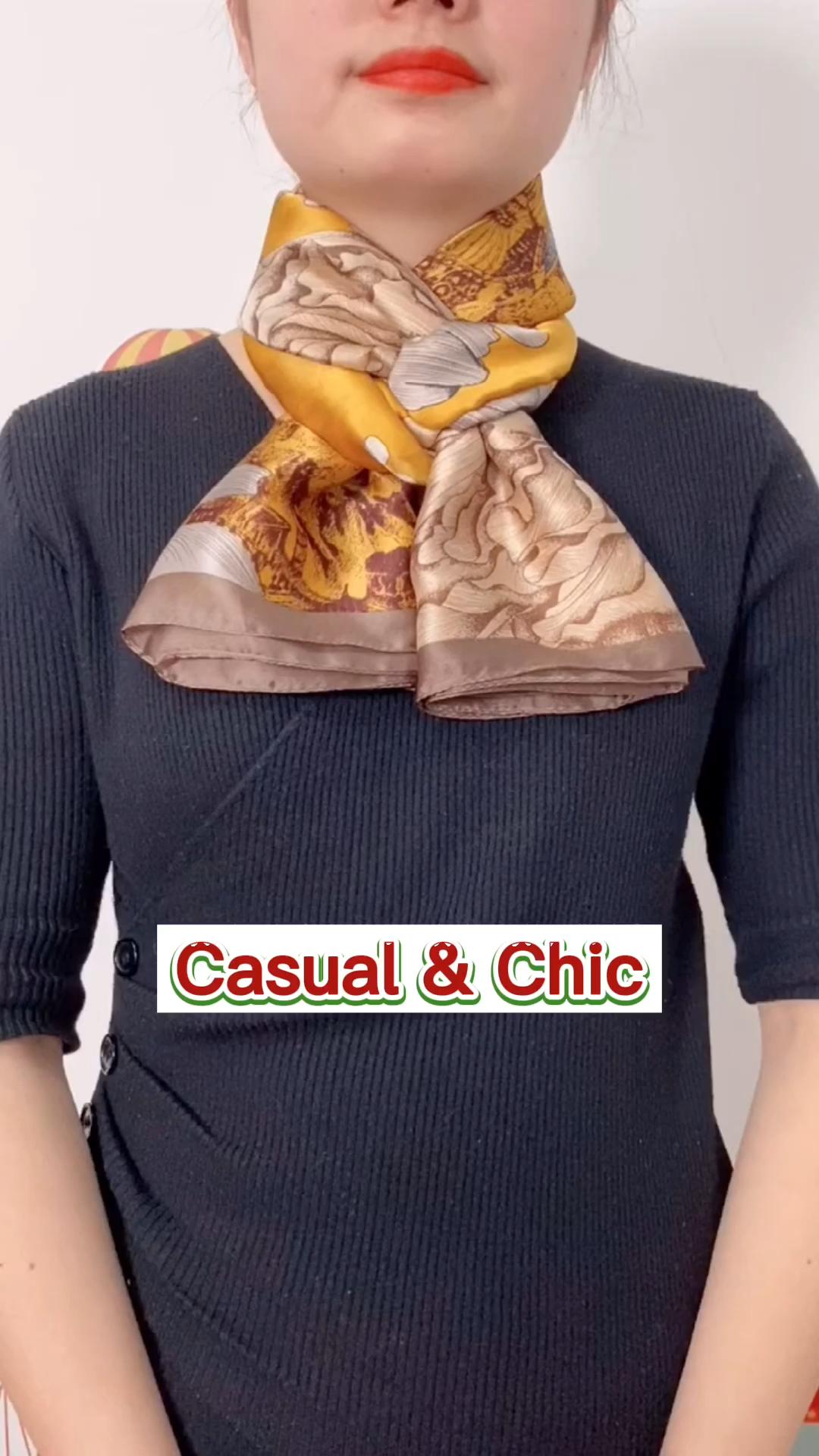 Luckinu-Style Outfit