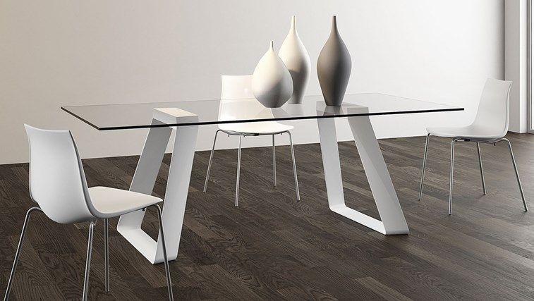 Spyder Tavolo ~ Diamante tavolo allungabile prolunga interna da cm struttura