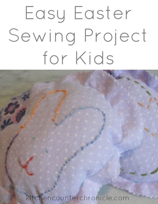Sew easy easter project easter projects sewing projects and easter sew easy easter project negle Images