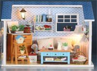A1 Toys | Rakuten: Hongda rumah miniatur-art and craft-livingroom (+lampu LED) Beli Hongda miniature house-art and craft Hongda rumah miniatur-art and craft-livingroom (+lampu LED): livingroom dari A1 Toys | Rakuten Belanja Online - Indonesia