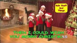 All I Want For Christmas Is My Two Front Teeth Via Youtube Funny Christmas Wishes Merry Christmas Song Christmas Music Videos