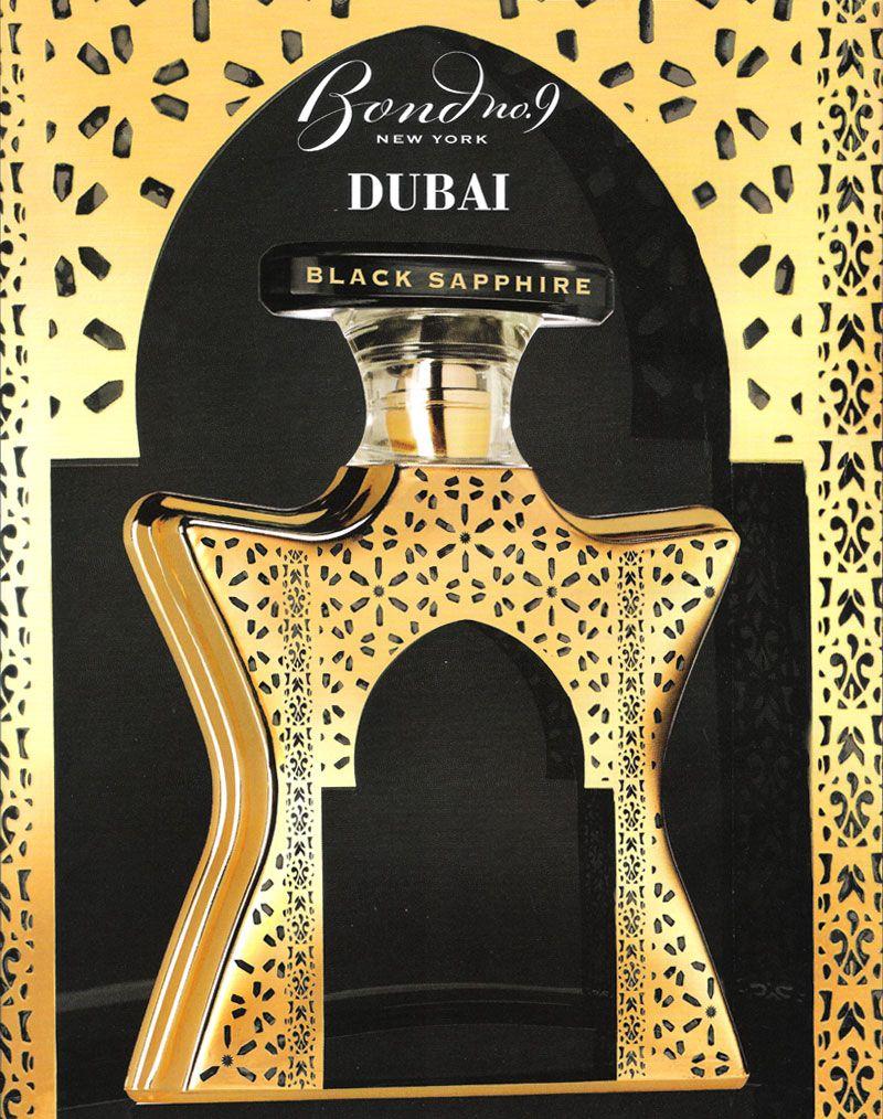 Bond No.9 Dubai Black Sapphire   Parfum, Parfums, Parfum spray