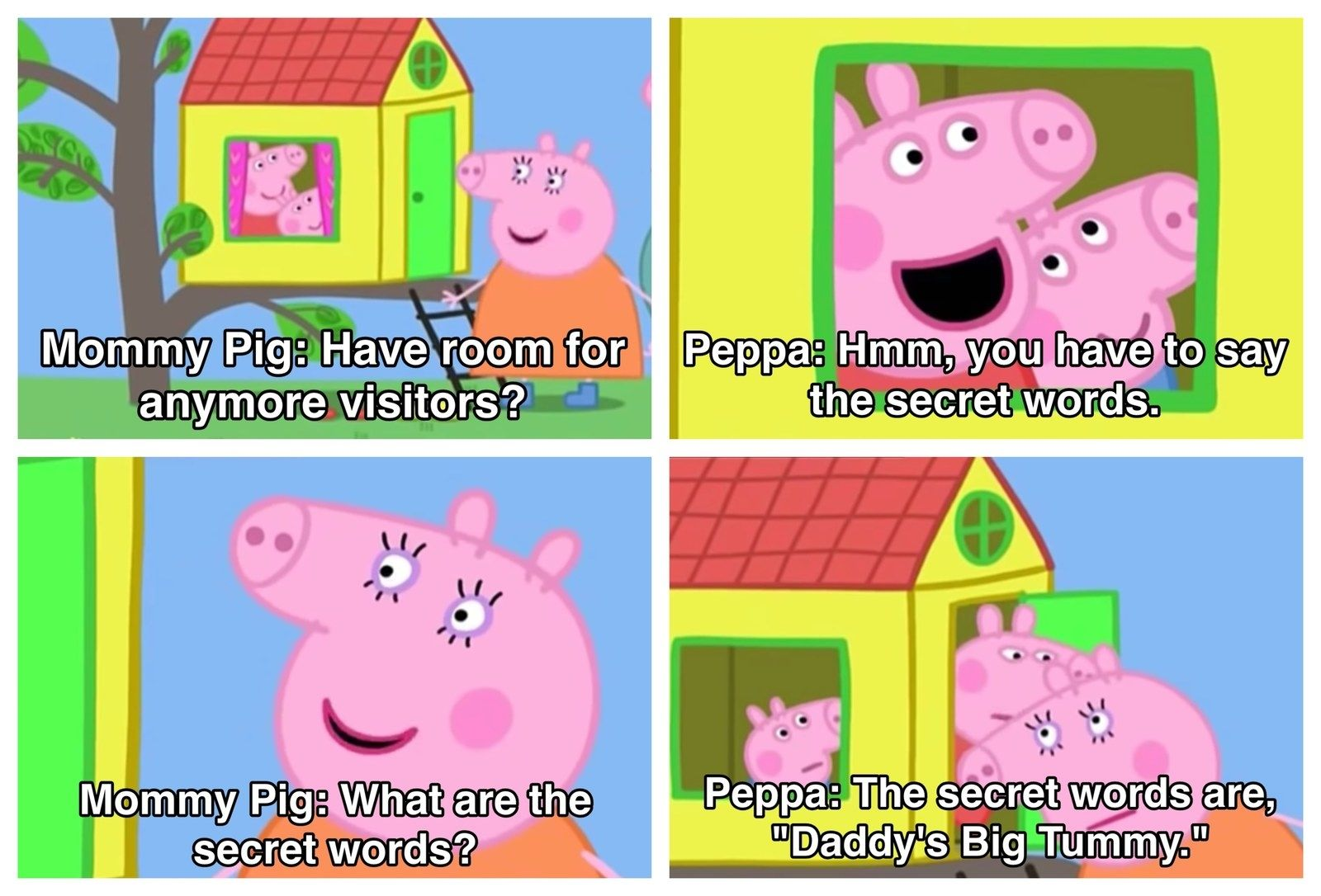 17 Times Peppa Pig Was Just An Absolute Savage Peppa Pig Funny